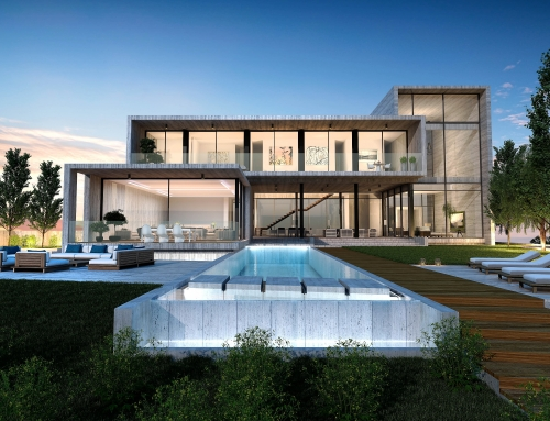 PRIVATE RESIDENCE IN CYPRUS