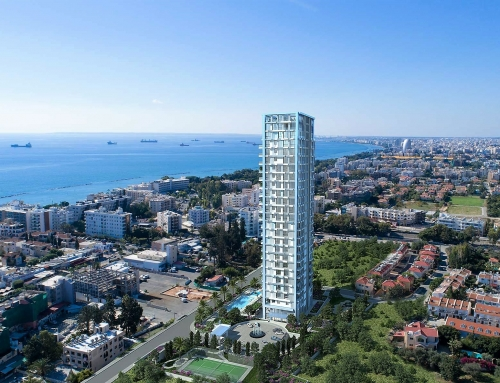 MARR TOWER – HIGH RISE BUILDING IN LIMASSOL